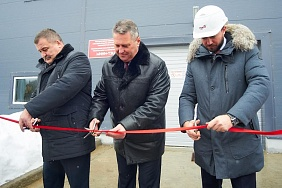 Consortium Belzarubezhstroy – Enerstena demonstrated successful implementation of an international bioenergy project. Report from the opening ceremony of the mini-CHP in Kalinkovichi