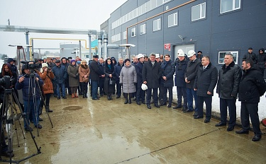 Consortium Belzarubezhstroy – Enerstena demonstrated successful implementation of an international bioenergy project. Report from the opening ceremony of the mini-CHP in Kalinkovichi - image 1