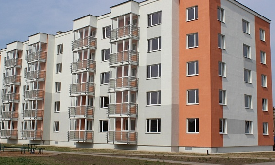 Residential buildings on Altayskaya str., Mogilev (VST stay-in-place formwork technology) - image 3
