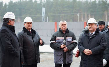 Consortium Belzarubezhstroy – Enerstena demonstrated successful implementation of an international bioenergy project. Report from the opening ceremony of the mini-CHP in Kalinkovichi - image 12